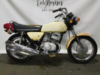 1975 Kawasaki S2 350 Triple            2165  FREE SHIPPING TO ENGLAND  UK