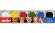 KREUL Schminkkasten Fantasy MakeUp 6 Farben Kinderschminke Malkasten Fasching