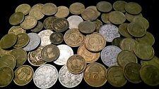 57 PIECES FR .2frsBAZOR(hache)1943; 25cts PATEY 1903+1904 etc..