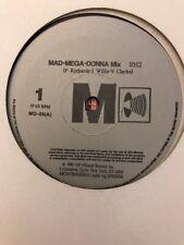 "ON-USound-MADONNA MAD Mega Donna Mix 3-track 12"" vinyl single Everybody Remix"