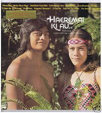 LP KIWI NEW ZEALAND HAEREMAI KI AU 26 FAVORITE MAORI SONGS (BOOKLET 16 PAGES)