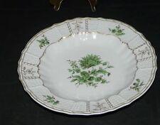 Villeroy und Boch V&B Heinrich Fidelio Blume gold grün Suppenteller 23 cm Dm