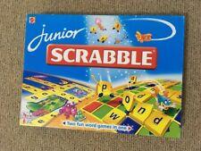 Junior Board Games - Monopoly Roller coaster, Scrabble, First Code Suduko