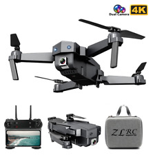 Quadcopter Foldable Aircraft Video High Mini Drone Altitude Hold Durable Flight