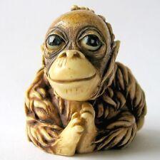 MPS Harmony Kingdom: Oddbods - Small Baby Orangutan / Ape - Solid Figurine - NIB