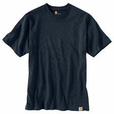 Carhartt T-Shirt Non-Pocket Short Sleeve Navy