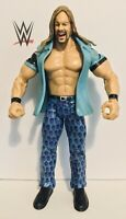WWE CHRIS JERICHO WRESTLING FIGURE RUTHLESS AGGRESSION SERIES 7 JAKKS 2004