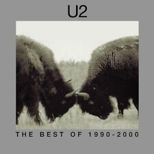 U2 - THE BEST OF 1990 - 2000 CD - NEW CD