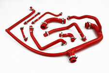 Stoney Racing Land Rover Defender 300TDI Silicone Coolant Hose Kit 90/110 Red