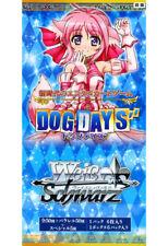 """Weiß/Weiss Schwarz - DOG DAYS"""" Japanese Extra Booster Box"""