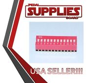 Qty 2 12 Position Dip Switch USA Seller