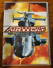 Airwolf The Collector's Edition DVD CASES ONLY NOTHING MORE DIFFERENT ONES
