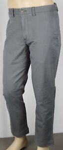 Polo Ralph Lauren Grey Straight Stretch Fit Pants NWT
