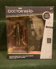 Doctor Who - Second Doctor and Tardis From The War Games - LIMITED EDITION