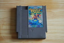The adventure of Bayou Billy pour NES