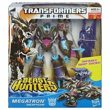 TRANSFORMERS BEAST HUNTERS VOYAGER CLASS SHARKTICON MEGATRON ACTION FIGURE