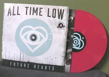"All Time Low ""Future Hearts"" LP OOP /500 Blink 182 Neck Deep Knuckle Puck"