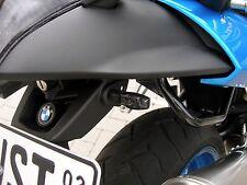 LED-Rücklicht/Bremslicht Blinker schwarz BLAZE Streetfighter, Custom,Cruiser DF