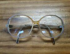 d3e078330b3 Vintage Adult Eye Glasses Retro Frames Logo Paris France 140 Gold Women