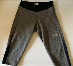 The North Face Girls S Small 7/8 Pefect Condition Activewear Crop Pants Yoga Run