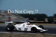 Alan Jones Williams FW07 German Grand Prix 1979 Photograph 1