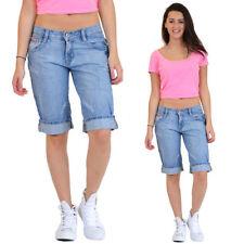 Unbranded Denim 13-17 in. Inseam Shorts for Women