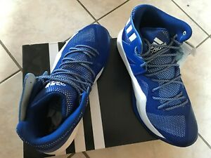 BASKET ADIDAS CRAZY BOUNCE BLEU