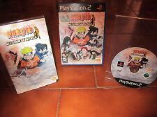 Gioco per Playstation2 Ps2 NARUTO Ultimate Ninja Pal
