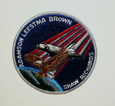 COLUMBIA STS-28 Space Shuttle Patch(CLASSIFIED MISSION)1989 Adamson-Leestma, etc