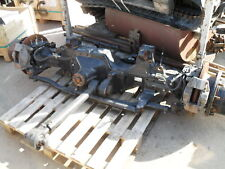More details for jcb fastrack 7000 front axle 328