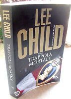 2012 NOVELA POR LEE CHILD 'TRAMPA MORTAL' THRILLER CON EL GATO REACHER