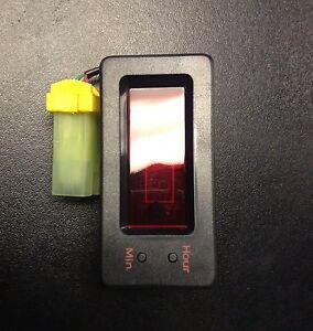 LOTUS ELAN M100 DIGITAL CLOCK