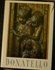 DONATELLO, Giorgio Castefranco, Aldo Martello editore, Novembre 1963.