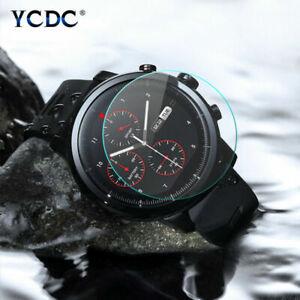 Smart Watch Screen Protector 23-46mm For Garmin Samsung Citizen Ticwatch DW 1x
