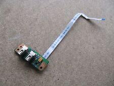 Fujitsu Siemens Amilo PA3553 MS2242 Dual Socket USB Board 55.4H704.001G
