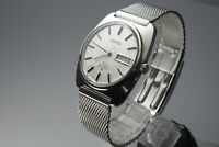 Vintage 1970 JAPAN SEIKO LORD MATIC WEEKDATER 5606-7130 25Jewels Automatic.