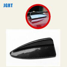Car Roof Shark Fin Antennas Cover Cap For BMW E90 E92 E82 2008-2011 Carbon Fiber