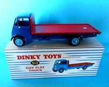 DINKY TOYS 512 GUY VIXEN FLAT TRUCK 4677105 SCALA 1/43 [N]