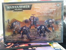 WARHAMMER 40K SPACE MARINE TERMINATOR ASSAULT SQUAD 28MM MINIATURES NEW & SEALED