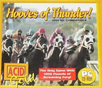 HOOVES OF THUNDER PC GAME MICROLEAGUE +1Clk Windows 10 8 7 Vista XP Install