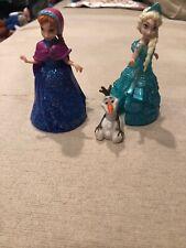Frozen Glitter Gliders Anna Elsa