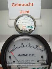 0-25 millibars Magnehelic dwyer