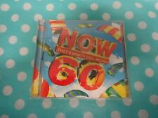 Various Artists : Now That's What I Call Music! 60 CD 2 discs (2005)free p+p