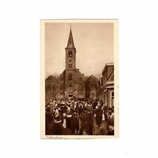 AK Ansichtskarte Volendam / Niederlande / Leute in Tracht