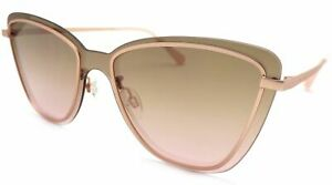 TED BAKER Sunglasses LAILA Rose Gold/ Brown Gradient AR CAT.2 Lens 1582 402