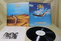 Pooh – Boomerang Seven Seas – GP 678 Japan Vinyl Promo LP (EX)