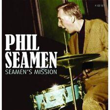 Phil Seamen - Seamen's Mission [New CD] UK - Import