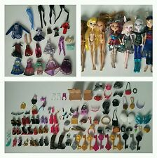 Mattel Monster High Ever After Dolls Clothes Shoes Accessories Huge Lot