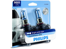 2x NEW PHILIPS CRYSTAL VISION HB3 9005CVB2 HEADLIGHT FOG LIGHT MADE IN GERMANY