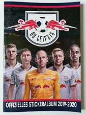 TOPPS / Panini  RB Leipzig 2019/ 2020 - Leeralbum + kompletter loser Stickersatz